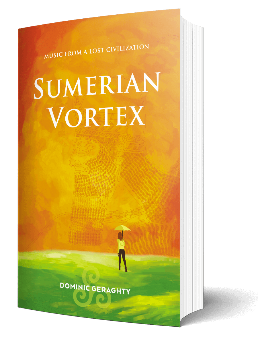 Sumerian Vortex book cover